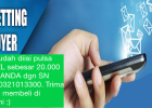 Fitur SMS Buyer Permata Pulsa