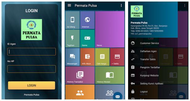 aplikasi android permata pulsa